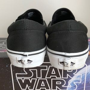 4633ab0b1b340c Vans Shoes - Vans Star Wars Saber Fight Classic Slip Ons